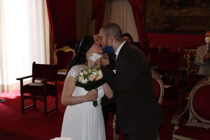 Omaggio a voi sposi italiani: i matrimoni di giugno 2020 5