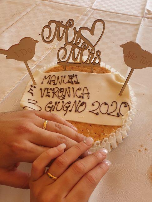 Omaggio a voi sposi italiani: i matrimoni di giugno 2020 8