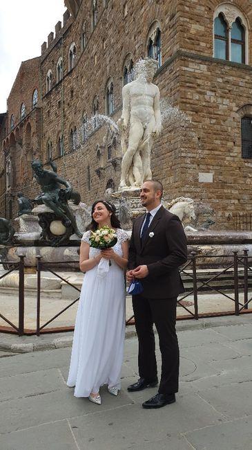 Omaggio a voi sposi italiani: i matrimoni di giugno 2020 9