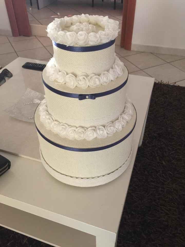 Torte porta buste..fatteeee - 1