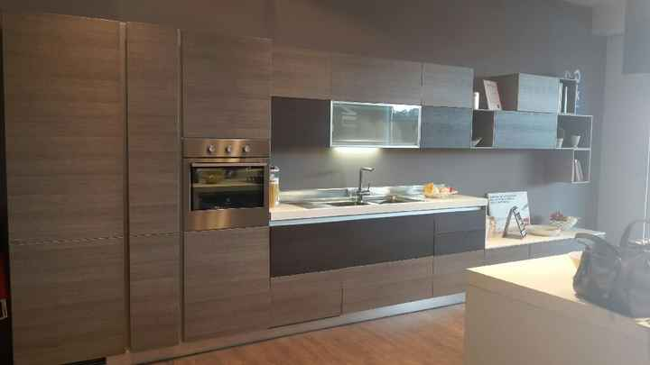 Cucina e stanza da letto - 1