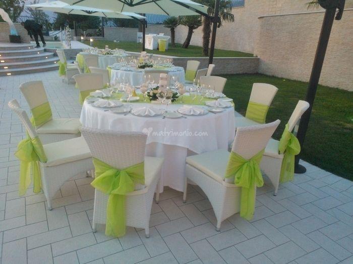 Matrimonio Tema Verde : Tema si no organizzazione matrimonio forum