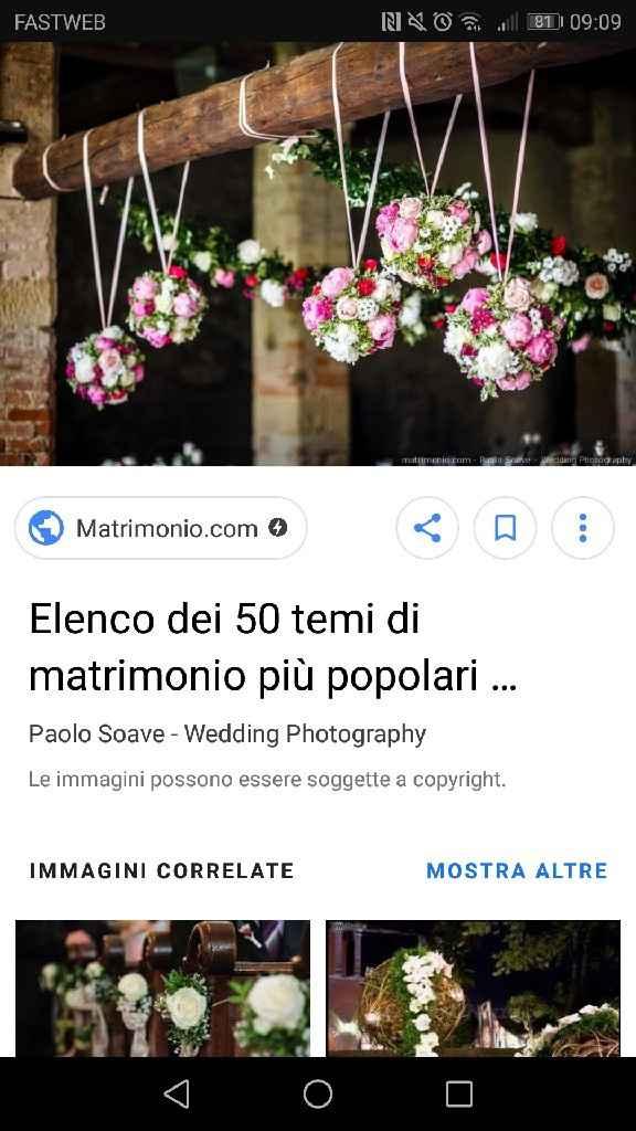 Tableau mariage - 1