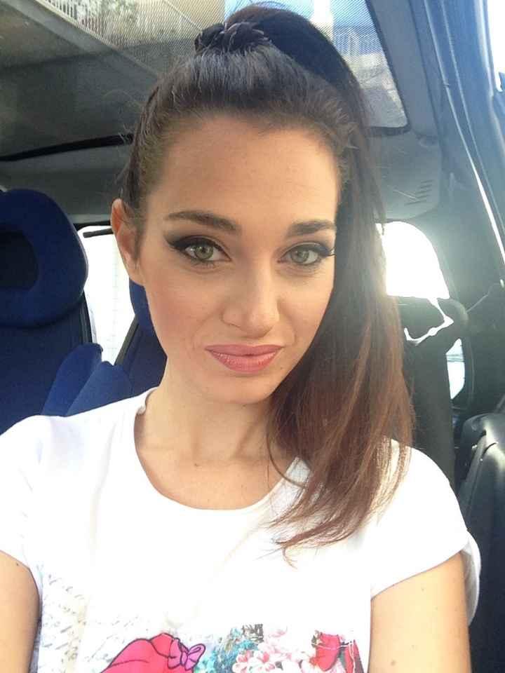 Prova trucco make up artist sicilia - 1