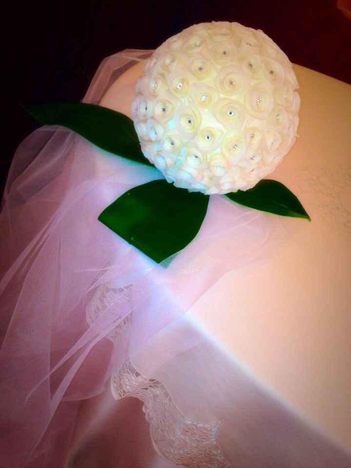 Tavoli e confettata , tema rosa antico! - 6