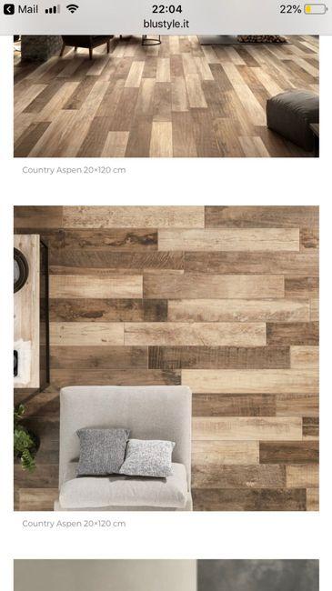 Pavimenti neri, chiari o legno? 3
