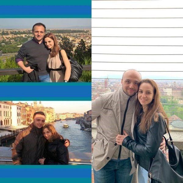 Condividete la vostra prima foto insieme e quella più recente! - 1