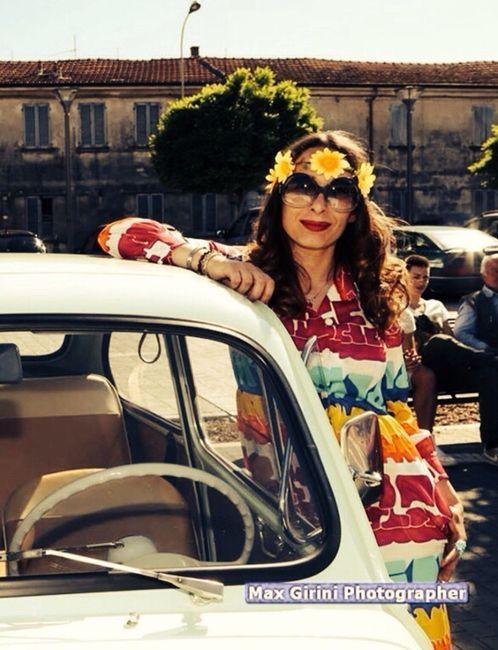 Club della sposa hippie boho-chic - 6 - 1