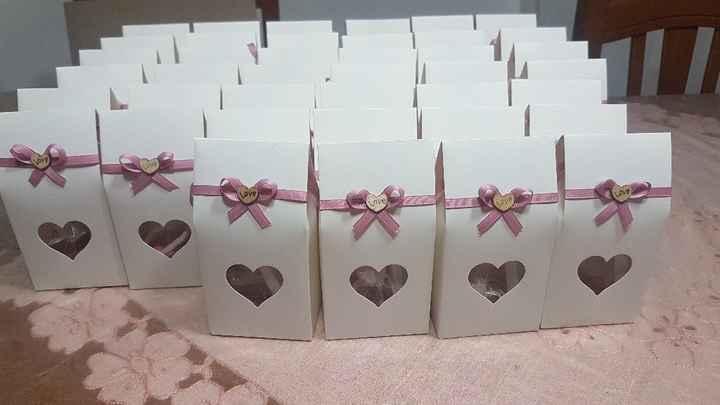 Wedding bag pronteeee - 1