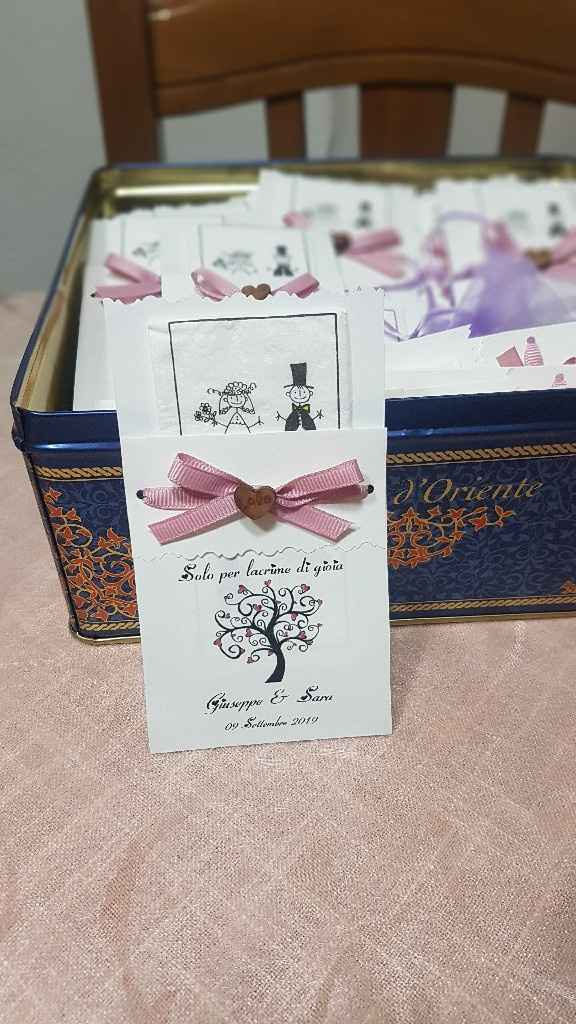 Wedding bag pronteeee - 4