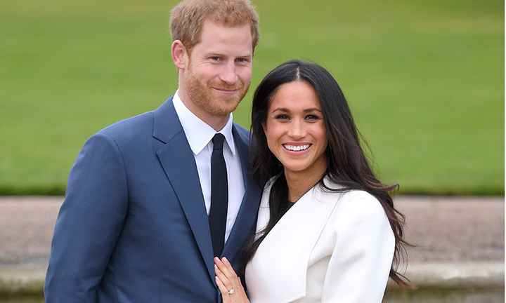 The royal wedding - 1