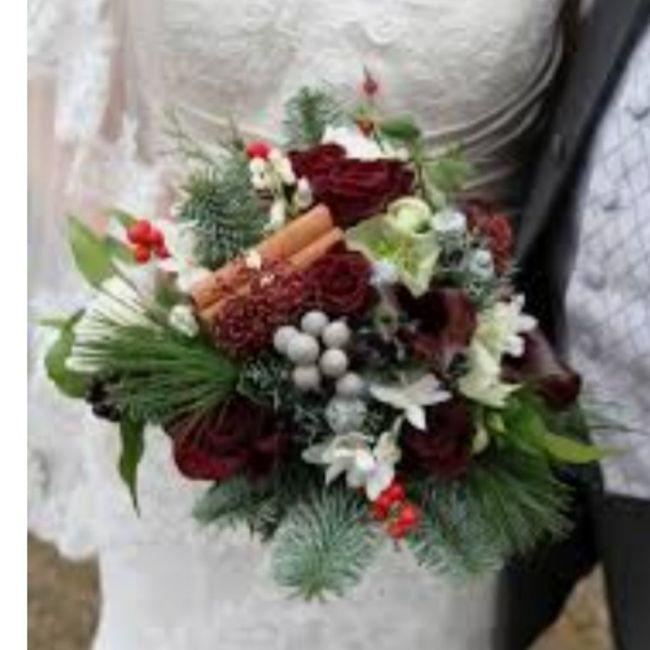 Bouquet natalizio 🎄 confido in voi colleghe 😎 11