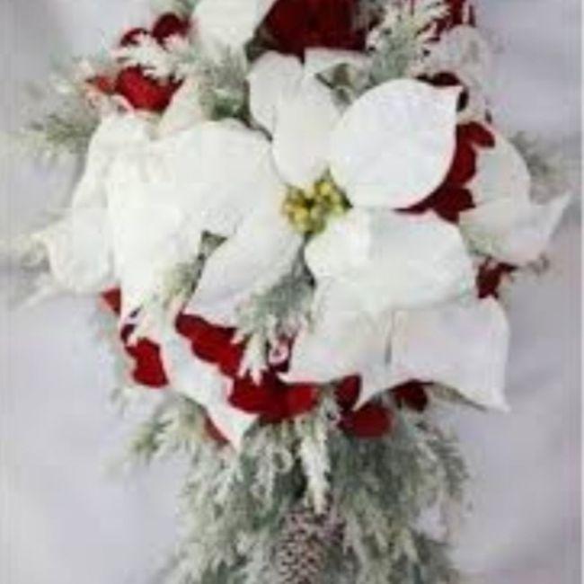 Bouquet natalizio 🎄 confido in voi colleghe 😎 12