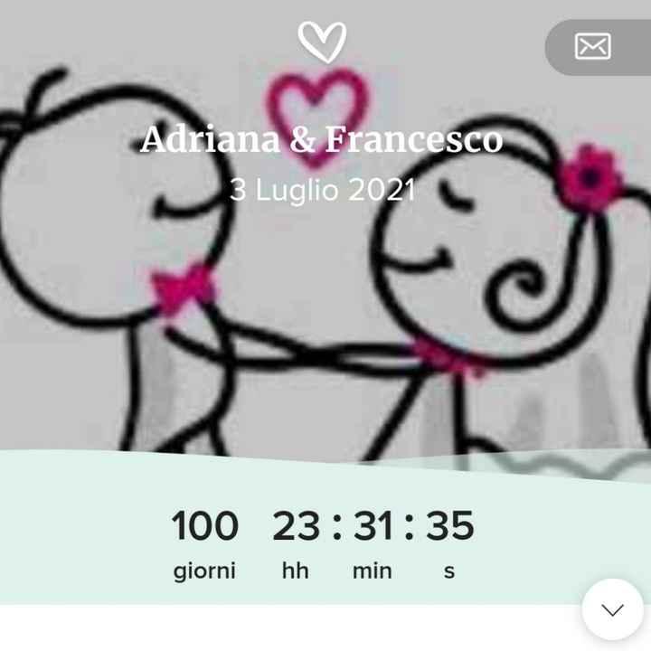 -100 giorni - 1