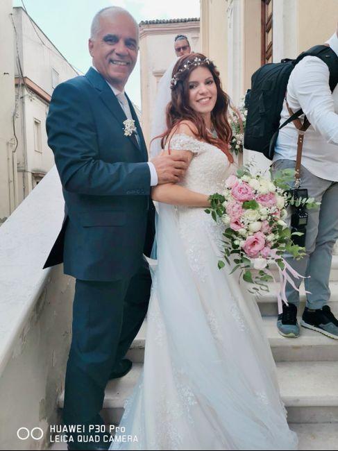 25 luglio 2020 il nostro matrimonio 🤍 - 2