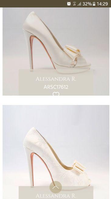 Scarpe Sposa 2019 Prezzi.Prezzo Scarpe Alessandra Rinaudo Moda Nozze Forum