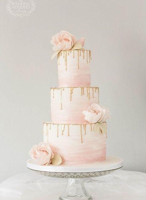 Qual'è l'idea della vostra Wedding Cake? - 1
