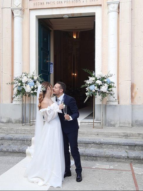 Finalmente sposi 20 luglio 2021 ❤️ 1