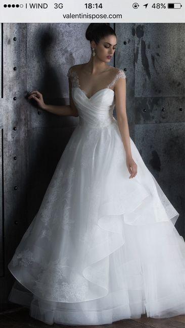 8f9d5d198b1b Prezzo abiti valentini sposa - Moda nozze - Forum Matrimonio.com