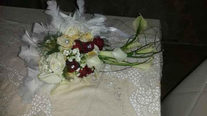 Bouquet cascata - 1