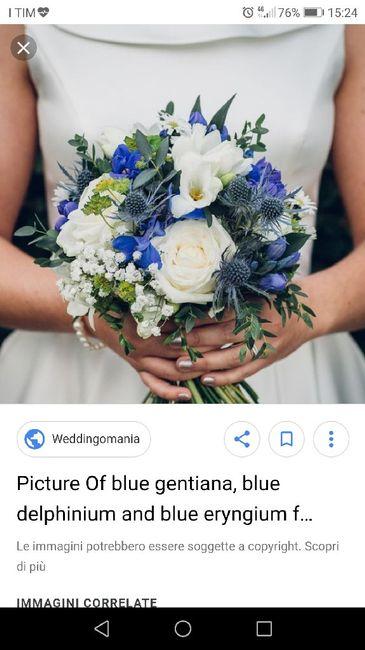 Io non dormo e penso al bouquet 💐😅 - 1