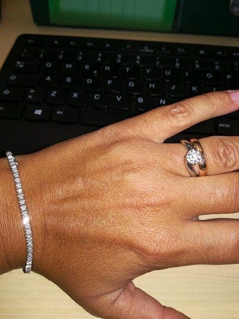 Fede e vari anelli. Curiosità. 7