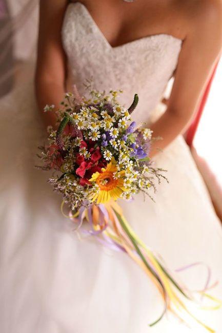 Matrimonio con i colori dell'arcobaleno.. 4