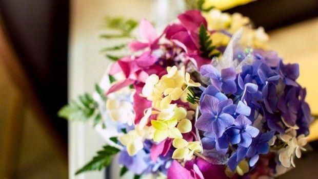 Matrimonio con i colori dell'arcobaleno.. 8