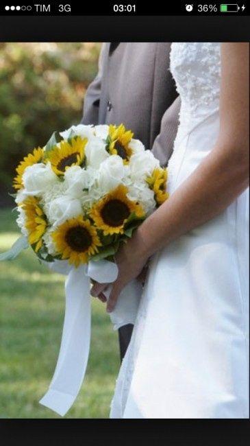 Girasoli Al Matrimonio : Girasoli pagina moda nozze forum matrimonio