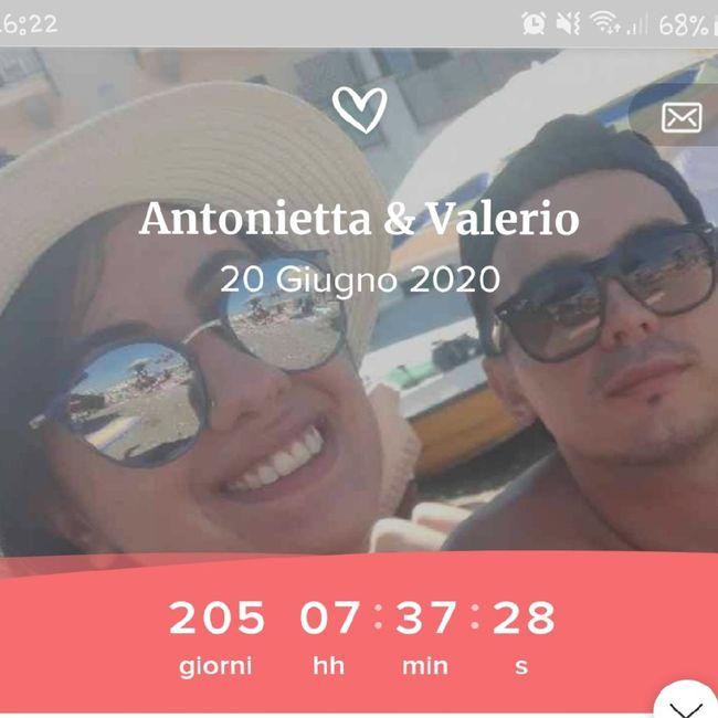 Condividete lo screenshot del vostro countdown! 31