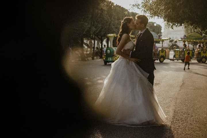 Qual è la foto preferita delle vostre nozze?? - 2