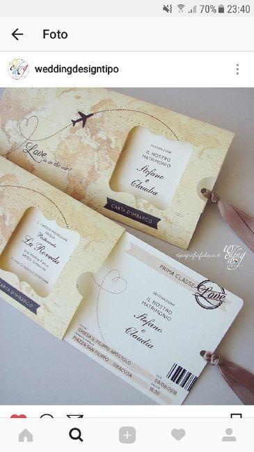 Matrimonio Tema Viaggio : Partecipazioni tema viaggio pagina organizzazione