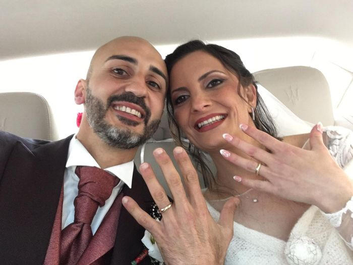 Finalmente marito e moglie 🥰21/12/2019❤️ 3
