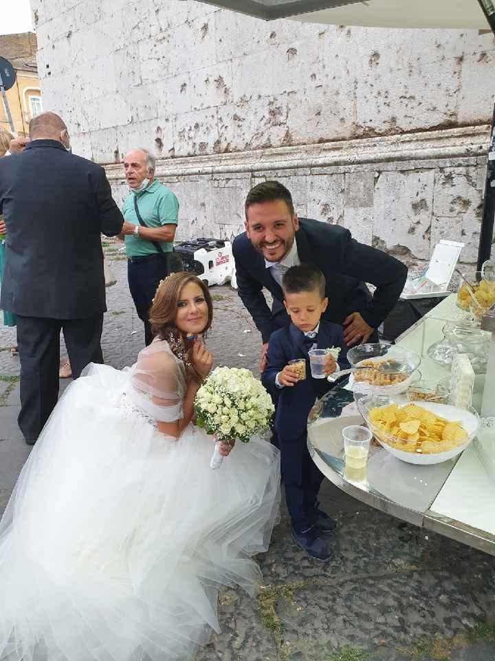 Sposi che sono convolati a nozze durante il Covid-19: lasciate qui i vostri consigli! 👇 - 10