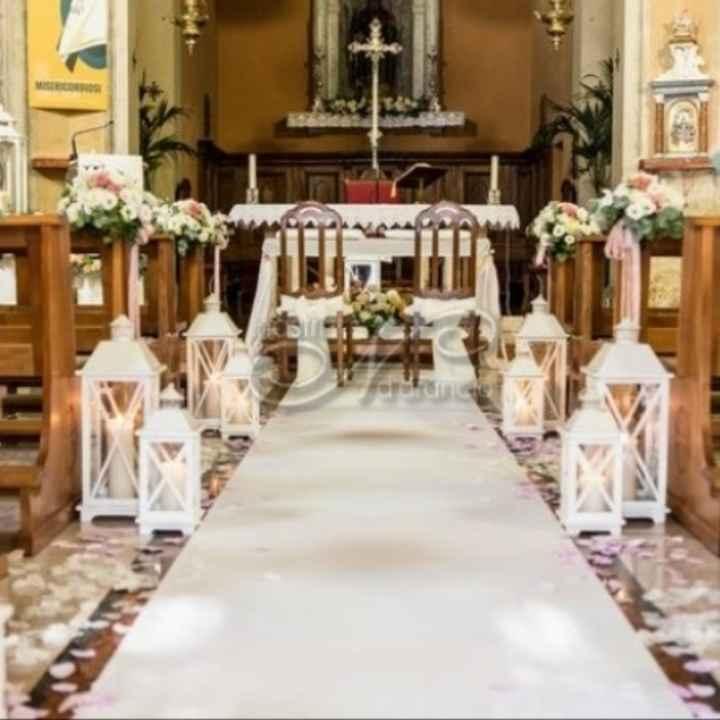 Addobbi Floreali Interni Chiesa Location💐💐💐 - 2