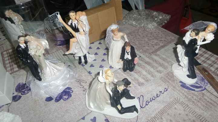Aaa cercasi topper per wedding cake! - 1