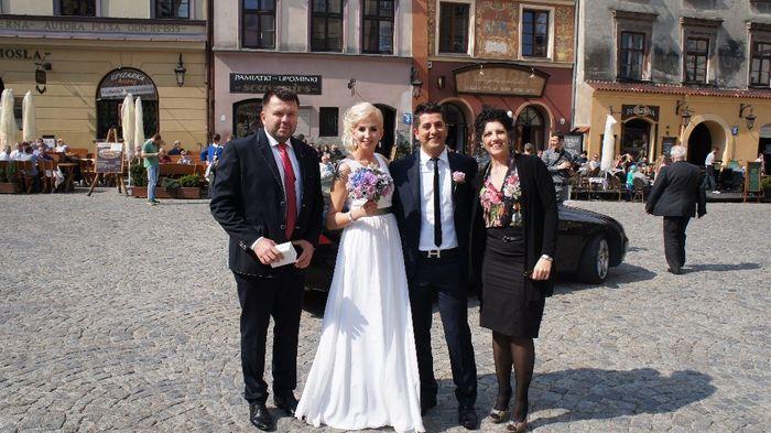 Matrimonio In Comune Quanti Testimoni : Davanti comune con i testimoni foto cerimonia nuziale