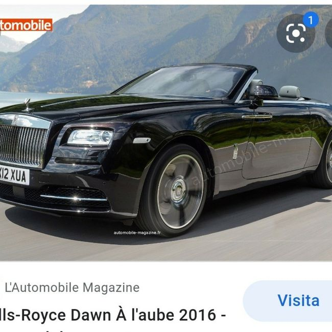Roll royce dawn - 1