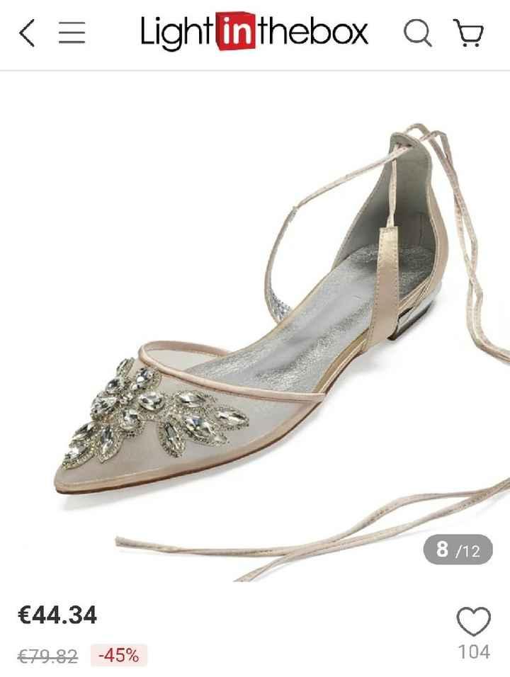 Domanda: scarpe sposa - 2