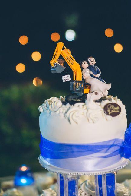 Cake topper..aiuto - 1