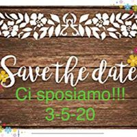 A ogni matrimonio il save the date - 1