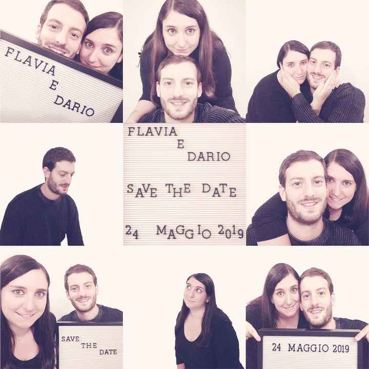 Mostrate i Save the date!! 😃😍 - 1