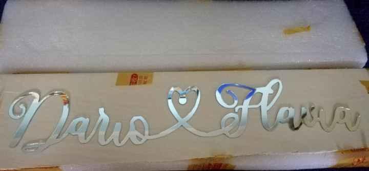 nomi tavolo sposi