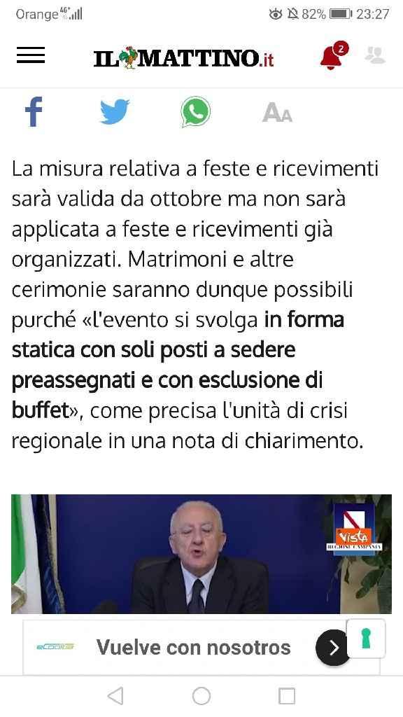 Ragazze, panico De Luca!! - 1