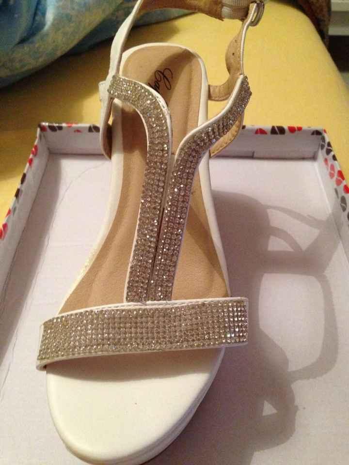 Vi piacciono le scarpe che ho scelto? - 1