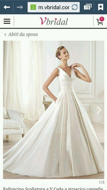 Vestiti Da Sposa 150 Euro.Sconvolgente Abiti Pronovias A 150 Euro Circa Moda Nozze