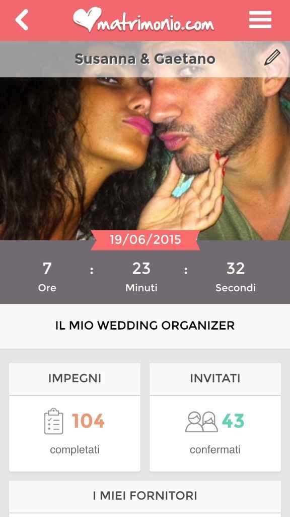 Domani mi sposo!! - 1