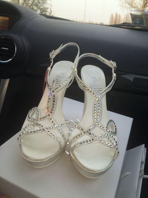 Le mie bellissime scarpe - 1