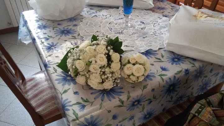 lancio bouquet - 1