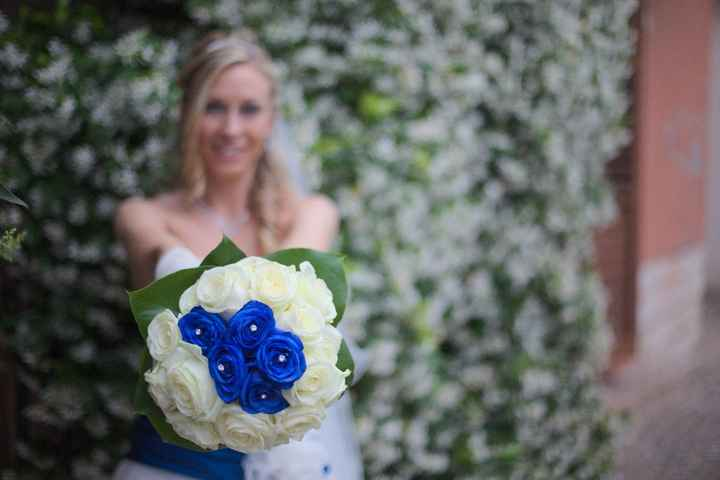 Opinioni sul bouquet - 1